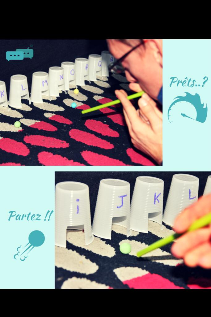 Tutoriel / DIY / La course du souffle