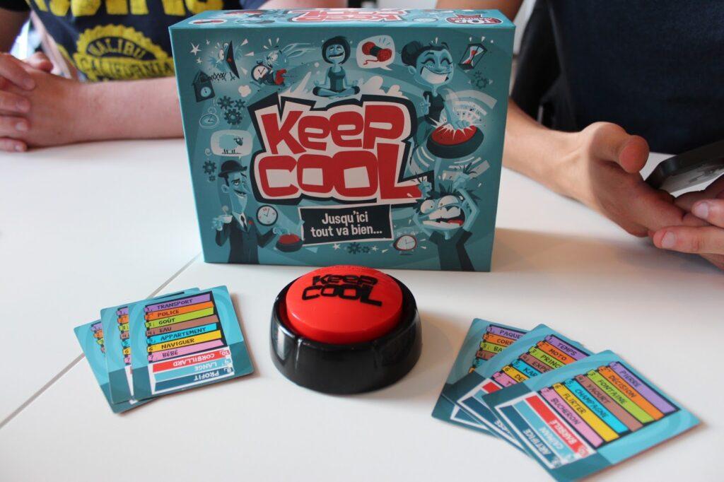 jeu keep cool