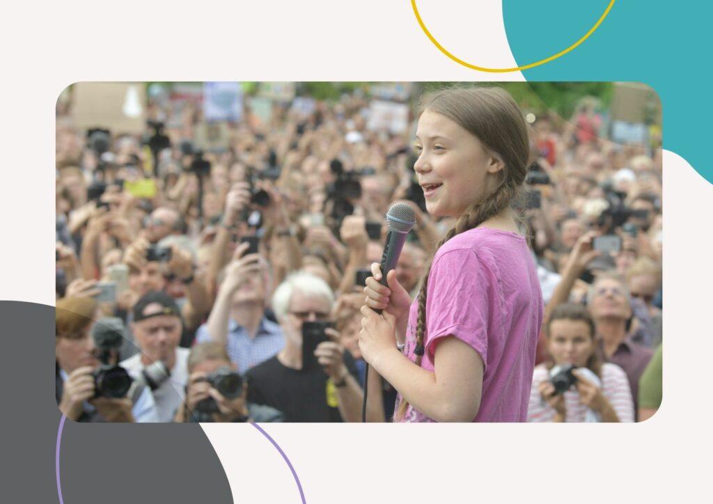 Greta Thunberg, une jeune neuroatypique qui a osé s'exprimer !