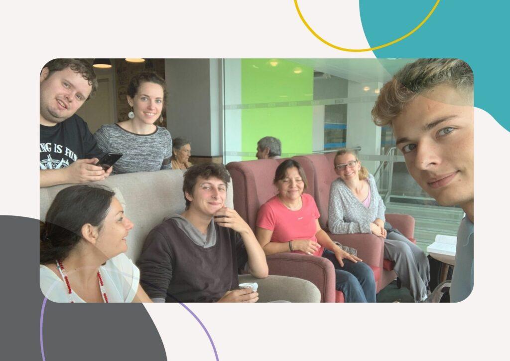 Une rencontre internationale sur le thème de l'inclusion !