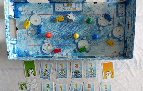Icecool : jeu de rôles