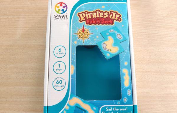Pirates cache-cache