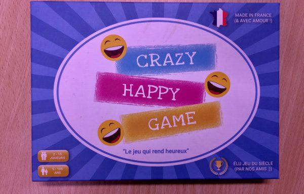 CRAZY HAPPY GAME