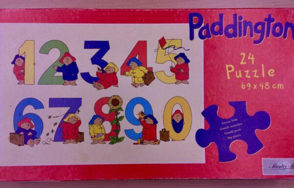 Paddington puzzle géant