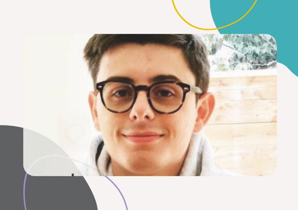 Mattéo, jeune neuroatypique italien