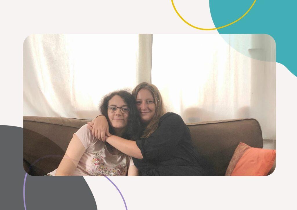 Interview de Césarine et Jade